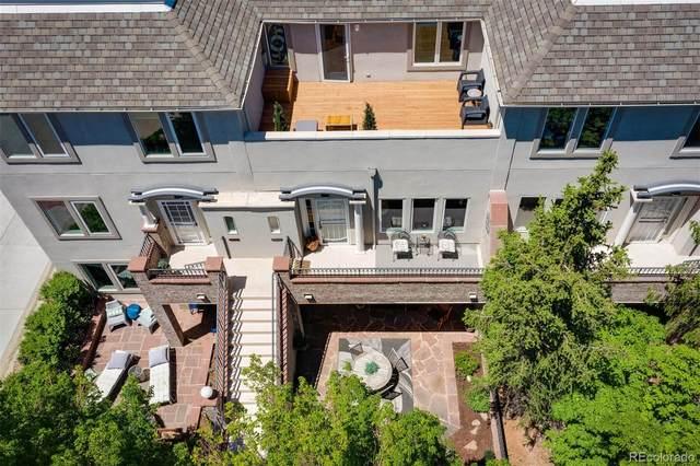 387 N Ogden Street, Denver, CO 80218 (#8871515) :: The Griffith Home Team