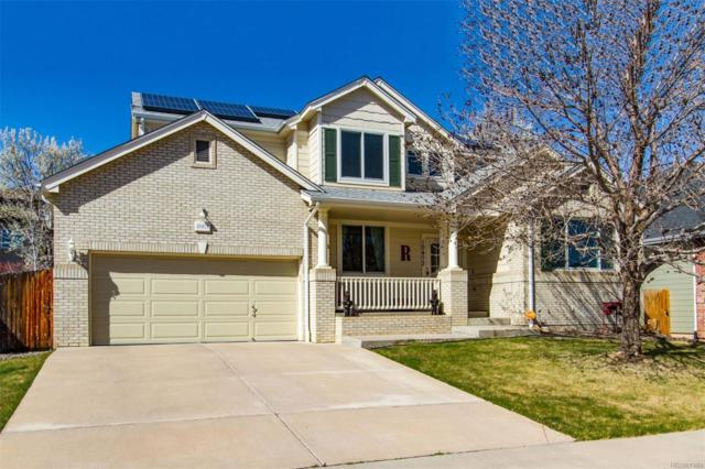 10473 W Peakview Place, Littleton, CO 80127 (#8871633) :: Wisdom Real Estate
