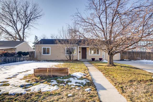 2701 S Glencoe Street, Denver, CO 80222 (MLS #8871754) :: Colorado Real Estate : The Space Agency