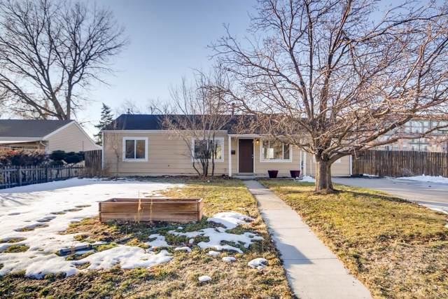 2701 S Glencoe Street, Denver, CO 80222 (#8871754) :: HomeSmart Realty Group