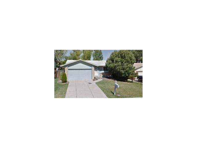 2595 S Salida Street, Aurora, CO 80013 (MLS #8871924) :: 8z Real Estate