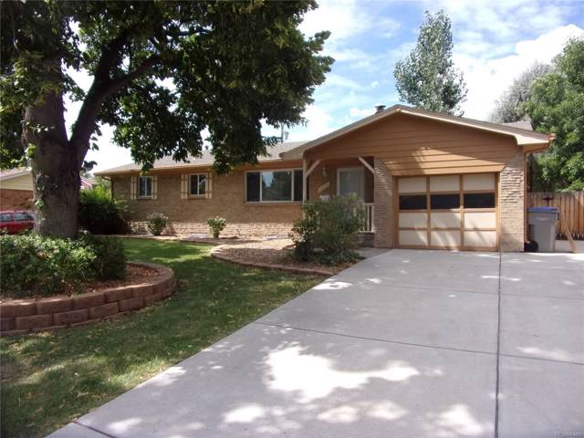 1477 S Brentwood Street, Lakewood, CO 80232 (MLS #8872396) :: Keller Williams Realty