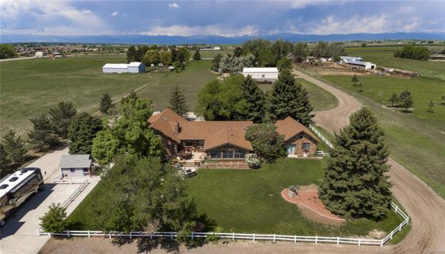 14196 County Road 7, Mead, CO 80542 (#8872752) :: The DeGrood Team