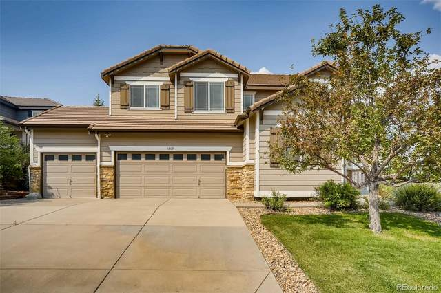 16691 E Black Horn Drive, Parker, CO 80134 (MLS #8873229) :: Neuhaus Real Estate, Inc.