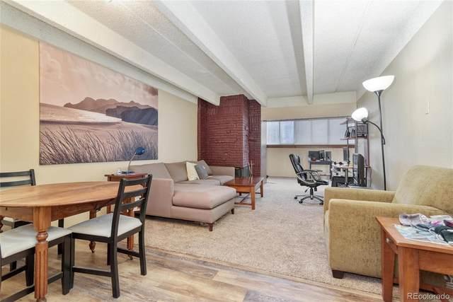 675 S University Boulevard #102, Denver, CO 80209 (#8873260) :: Wisdom Real Estate