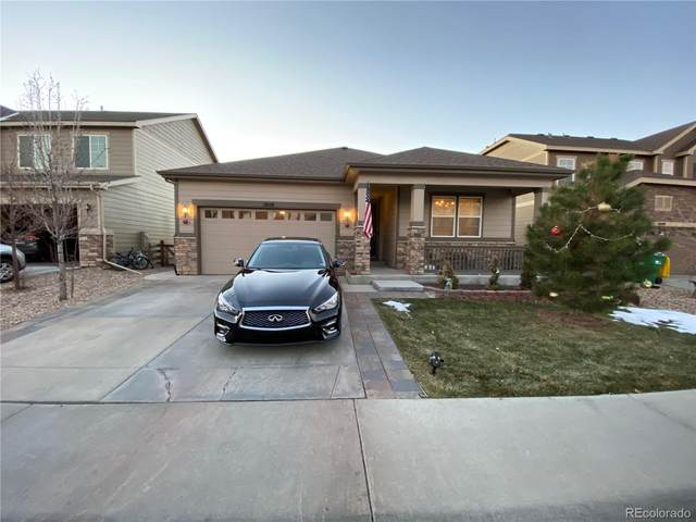 5059 S Ukraine Street, Aurora, CO 80015 (#8874085) :: Venterra Real Estate LLC