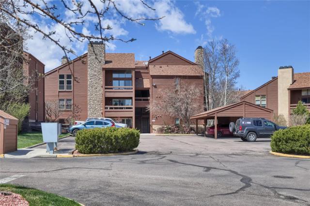 140 W Rockrimmon Boulevard #203, Colorado Springs, CO 80919 (#8874399) :: The Heyl Group at Keller Williams