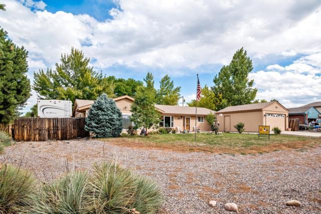 8144 S Cody Street, Littleton, CO 80128 (MLS #8874401) :: 8z Real Estate