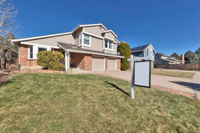 7713 Gunsight Pass, Littleton, CO 80127 (#8874404) :: House Hunters Colorado