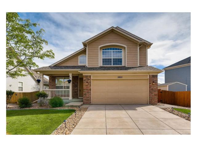5922 E 114th Place, Thornton, CO 80233 (MLS #8874461) :: 8z Real Estate