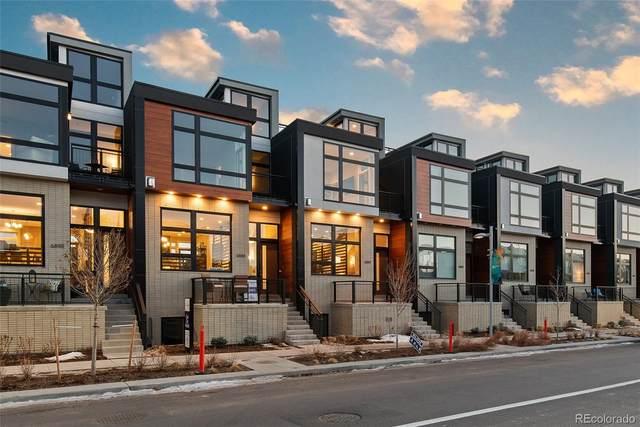 6884 E Lowry Boulevard, Denver, CO 80230 (#8874747) :: Venterra Real Estate LLC