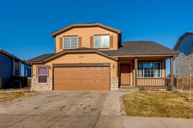 15045 E 50th Drive, Denver, CO 80239 (#8874767) :: iHomes Colorado