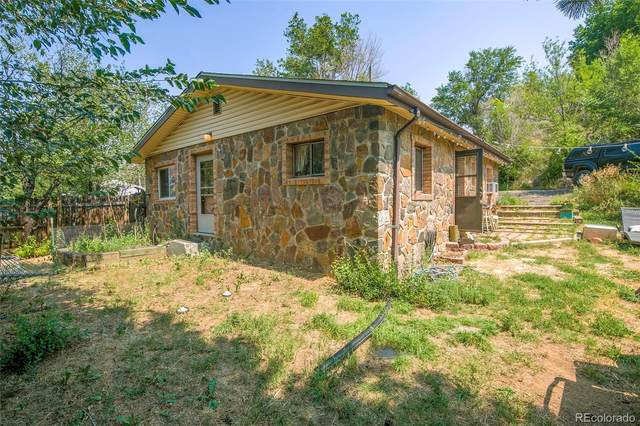 219 Washington Avenue, Golden, CO 80403 (#8875136) :: The HomeSmiths Team - Keller Williams
