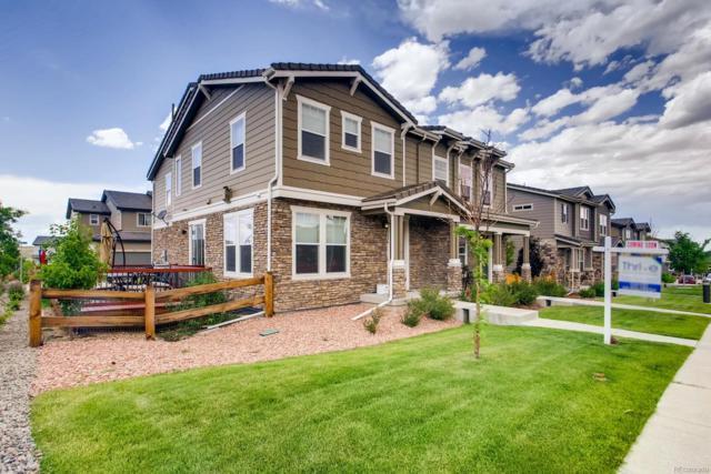 10026 Nadine Lane, Parker, CO 80134 (#8875336) :: Colorado Team Real Estate