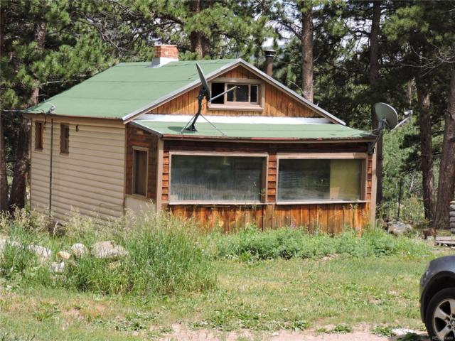 182 County Road 84W, Allenspark, CO 80510 (MLS #8875484) :: 8z Real Estate