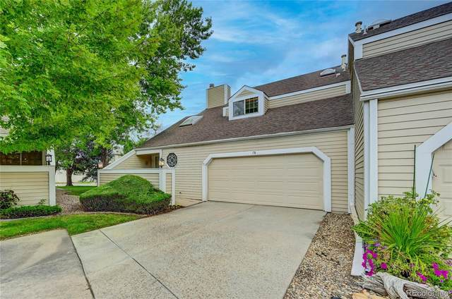 78 S Evanston Way, Aurora, CO 80012 (#8875953) :: The Griffith Home Team