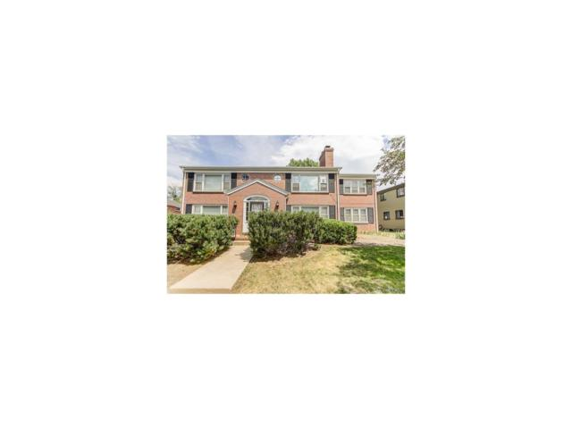 930 S Harrison Street, Denver, CO 80209 (MLS #8876173) :: 8z Real Estate