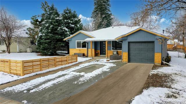 4295 Lamar Street, Wheat Ridge, CO 80033 (MLS #8876442) :: The Sam Biller Home Team