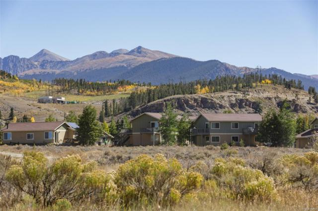 66 Glen Cove Drive G66, Dillon, CO 80435 (#8876579) :: Sellstate Realty Pros
