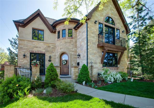 850 S Saint Paul Street, Denver, CO 80209 (#8877264) :: The Peak Properties Group