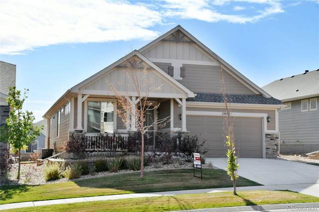 17058 W 86th Avenue, Arvada, CO 80007 (#8877951) :: My Home Team