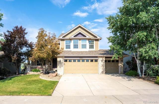 7221 Ranger Drive, Fort Collins, CO 80526 (#8878072) :: The Colorado Foothills Team   Berkshire Hathaway Elevated Living Real Estate