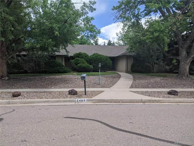 2489 S Chase Lane, Lakewood, CO 80227 (MLS #8878216) :: Find Colorado