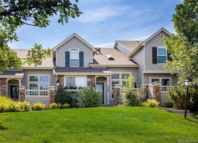 7398 Norfolk Place, Castle Pines, CO 80108 (#8878279) :: Chateaux Realty Group
