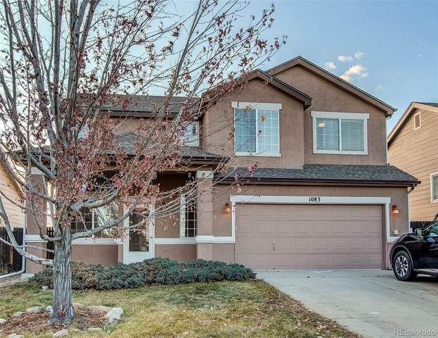 1083 Parsons Avenue, Castle Rock, CO 80104 (MLS #8878328) :: Bliss Realty Group
