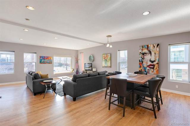 2301 Champa Street U2303, Denver, CO 80205 (#8878349) :: Venterra Real Estate LLC