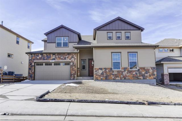 435 Sage Grouse Circle, Castle Rock, CO 80109 (#8878784) :: Colorado Home Finder Realty