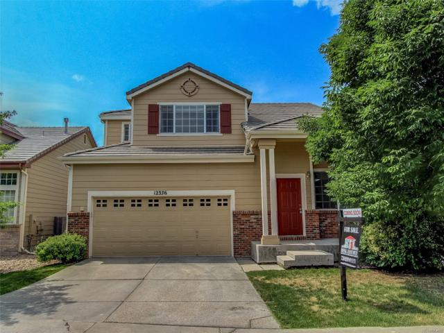 12336 Nate Circle, Parker, CO 80134 (#8878946) :: The DeGrood Team