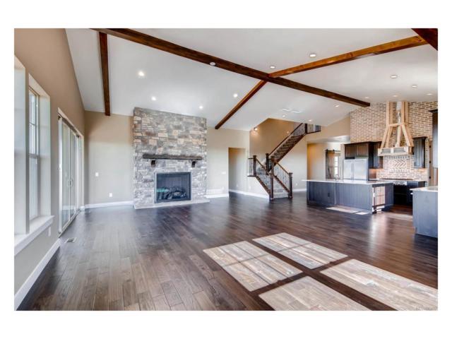 2567 Eastview Drive, Castle Rock, CO 80104 (#8879306) :: The Peak Properties Group