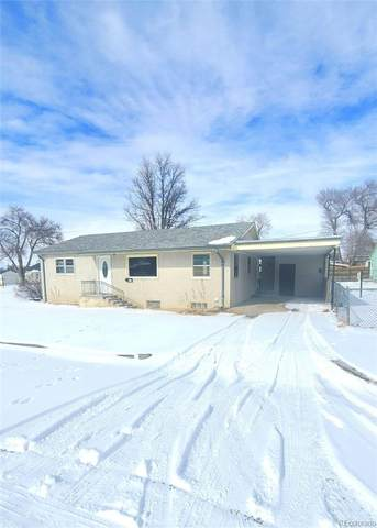 415 W 7th Street, La Junta, CO 81050 (#8879976) :: Berkshire Hathaway HomeServices Innovative Real Estate