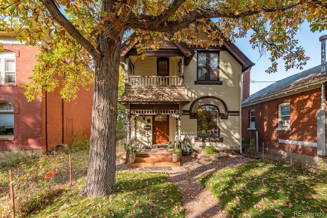 319 W Irvington Place, Denver, CO 80223 (MLS #8880091) :: 8z Real Estate
