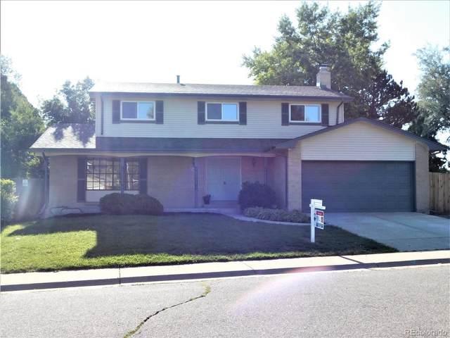 3162 S Xeric Court, Denver, CO 80231 (#8880140) :: The HomeSmiths Team - Keller Williams