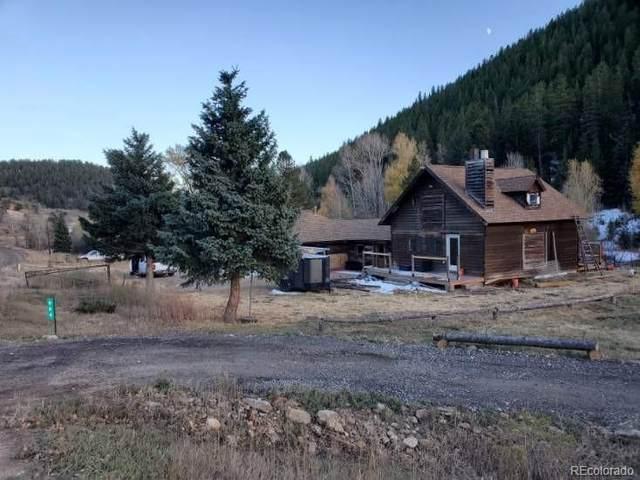 824 Apex Valley Road, Black Hawk, CO 80427 (#8880282) :: The Dixon Group