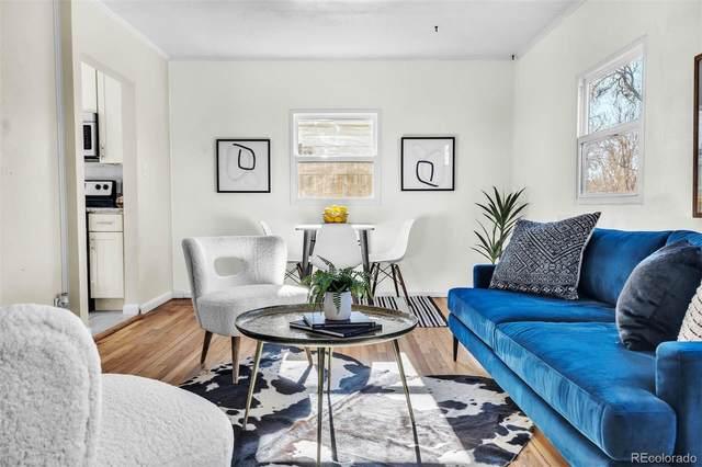 1770 Willow Street, Denver, CO 80220 (MLS #8880339) :: 8z Real Estate