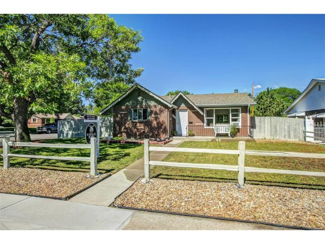 1271 S Marshall Street, Lakewood, CO 80232 (MLS #8880489) :: 8z Real Estate