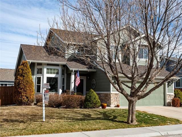 19045 E Oak Creek Place, Parker, CO 80134 (#8880572) :: My Home Team