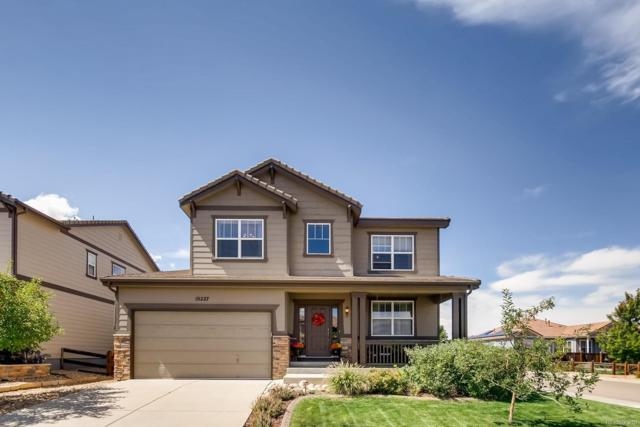 10227 Greenfield Circle, Parker, CO 80134 (#8881050) :: The Galo Garrido Group