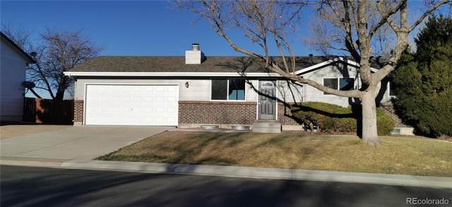 347 Jupiter Drive, Littleton, CO 80124 (MLS #8881811) :: The Sam Biller Home Team