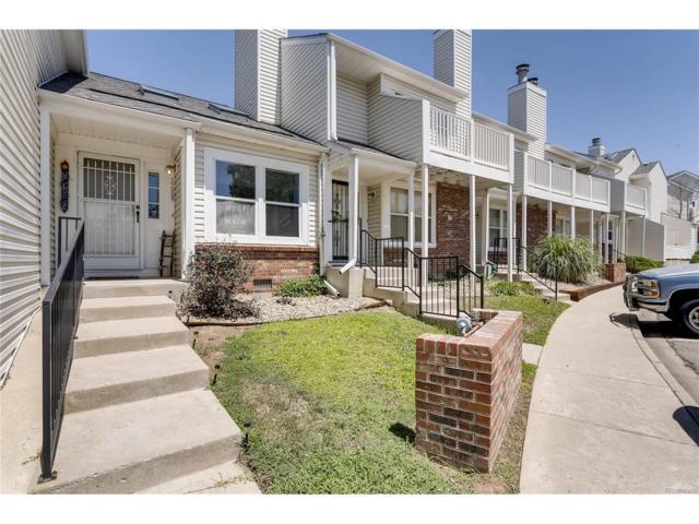 17205 E Ford Drive, Aurora, CO 80017 (MLS #8881857) :: 8z Real Estate