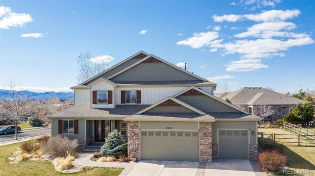 3303 Buteos Court, Fort Collins, CO 80524 (MLS #8882473) :: The Sam Biller Home Team