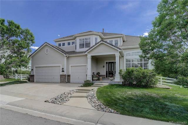 7866 Witney Place, Lone Tree, CO 80124 (#8882634) :: Colorado Home Finder Realty