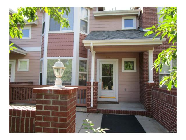 1007 8th Street, Golden, CO 80401 (MLS #8882649) :: 8z Real Estate