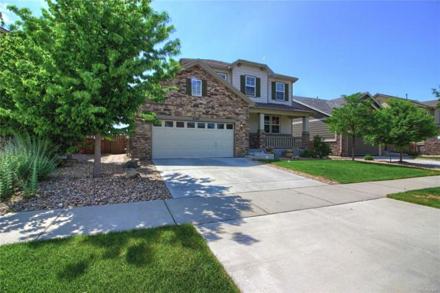 6311 N Dunkirk Court, Aurora, CO 80019 (#8882669) :: My Home Team