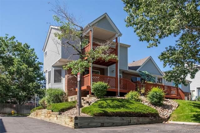 4226 E 119th Place B, Thornton, CO 80233 (#8883026) :: Finch & Gable Real Estate Co.