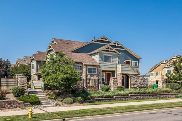 5650 S Algonquian Way D, Aurora, CO 80016 (#8883149) :: Sellstate Realty Pros