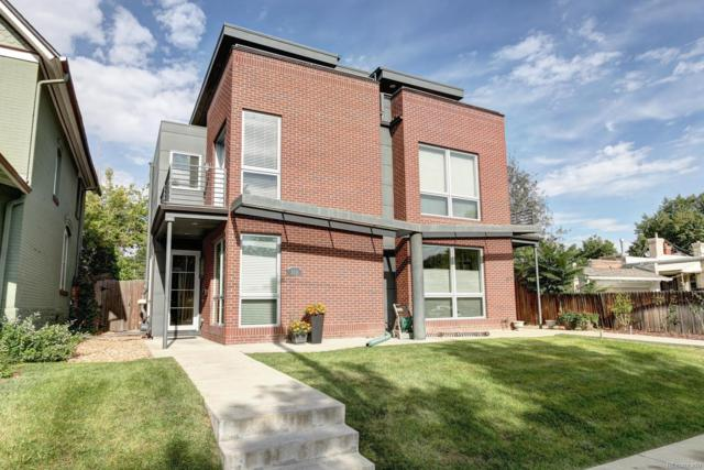 389 Clarkson Street, Denver, CO 80218 (#8883217) :: Sellstate Realty Pros